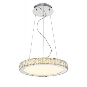 Balkenpendel Syrakus rund LED 680120