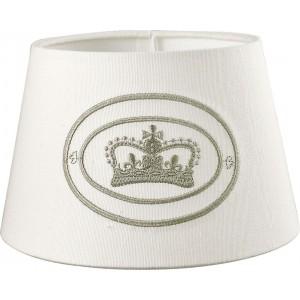 Crown London Lampenschirm Ansicht vorne