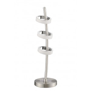 Tischleuchte Futura Nickel LED - 275680