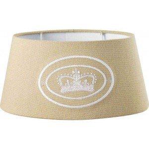 Lampenschirm oval Crown Kensington Ansicht vorne
